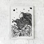 Florecer e ser lotus